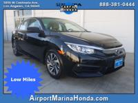 Recent Arrival! New Price! Airport Marina Honda is
