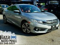 Recent Arrival! Certified. 2016 Honda Civic EX-T Modern