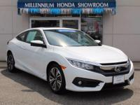 This Honda Certified Civic Coupe 2dr CVT EX-T is Priced