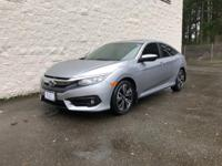 CARFAX One-Owner. Clean CARFAX. Charcoal 2016 Honda