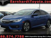 We are thrilled to offer you this *1-OWNER 2016 HONDA