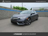 JUST REPRICED FROM $21,995. CARFAX 1-Owner, Honda