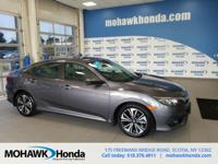 Recent Arrival! This 2016 Honda Civic EX-T in Modern