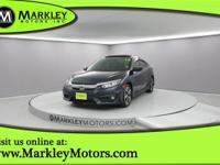 ***New Arrival*** 2016 Honda Civic EX-Turbo w/Honda