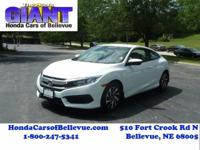 You can find this 2016 Honda Civic Coupe LX and many