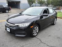 Looking for a clean, well-cared for 2016 Honda Civic