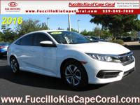 Check out this gently-used 2016 Honda Civic Sedan we