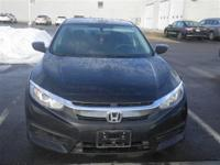 *HONDA CERTIFIED!*. Civic LX. Your lucky day! What a