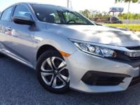 New Price! CARFAX One-Owner. Certified. 2016 Honda