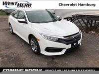 New Price! CARFAX One-Owner. Clean CARFAX. 2016 Honda