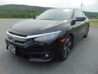 Introducing the 2016 Honda Civic! This vehicle delivers