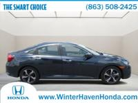 100,000 MILE WARRANTY!! HONDA CERTIFIED!! TOURING PKG!!