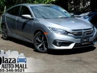 Recent Arrival! Certified. 2016 Honda Civic Touring