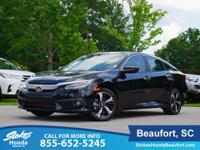 STOKES HONDA CARS OF BEAUFORT. 2016 Honda Civic 1.5L