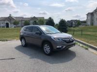CARFAX One-Owner. Clean CARFAX. 2016 Honda CR-V Brown