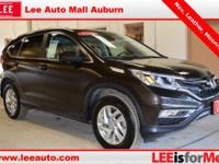 2016 Honda CR-V EX-L w/Navigation Brown Bluetooth,