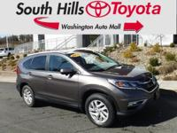 This 2016 Honda CR-V EX-L is proudly offered by