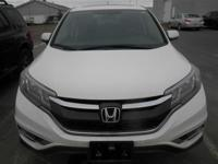 Recent Arrival! CR-V EX, AWD.  Smith Honda provides