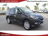 Options:  2016 Honda Cr-V Ex|Brown/|V4 2.4 L