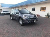 This 2016 Honda CR-V EX is proudly offered by Big