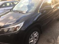 LIKE NEW CRV, FULLY SERVICED, CLEAN AND READY FOR THE
