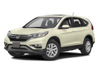 Options:  2016 Honda Cr-V Ex|Gray/|V4 2.4 L