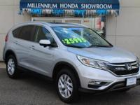 This Honda Certified CR-V EX-L is Priced Below The