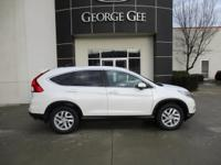 *AWD* *CarFax One Owner!* *This 2016 Honda CR-V EX-L