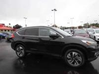2016 Honda CR-V EX-L. AWD. Hurry and take advantage