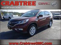 Options:  2016 Honda Cr-V Ex-L|Ex-L 4Dr Suv|2.4L|4