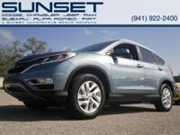 Right SUV! Right price! Drive this home today! Be the