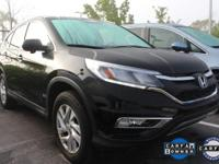 CR-V EX-L and Honda Certified. Go ahead, seat yourself!