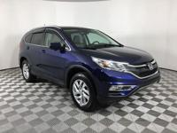 CARFAX One-Owner. Clean CARFAX. Honda CR-V These are