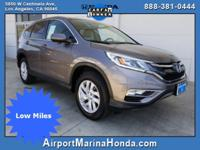 Airport Marina Honda is pleased to offer once again