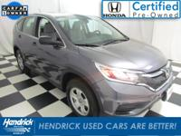 Certified Vehicle! CarFax 1-Owner, Value Priced below