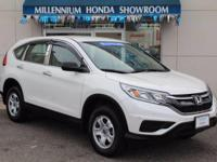 This Honda Certified CR-V AWD 5dr LX  is a New Arrival