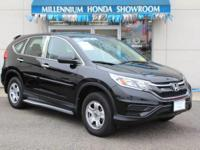This Honda Certified CR-V LX is Priced Below the KBB