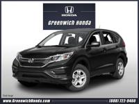 Introducing the 2016 Honda CR-V! A great vehicle and a