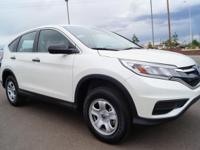 CHECK OUT THE MILES ON THIS CR-V! 2167 MILES! LIKE NEW!