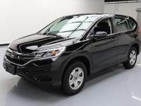 2016 Honda CR-V with 2.4L I4 Engine,Cloth Seats,Cruise