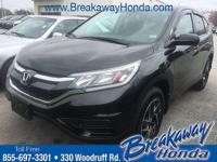 *Breakaway Honda* HONDA CERTIFIED*7 YEAR/100K