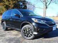 2016 Honda CR-V SE. AWD. SUV buying made easy! Get