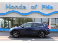 New Arrival! AWD; CarFax One Owner! This Honda CR-V is