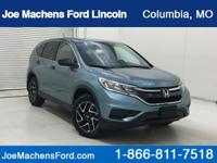 CLEAN CARFAX with only ONE OWNER!  CR-V SE, 4D Sport