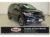 Check out this 2016 Honda CR-V Touring. Its Variable