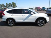 Come see this 2016 Honda CR-V AWD 5dr Touring. Its