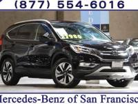 CARFAX One-Owner. Clean CARFAX. Our 2016 Honda CR-V