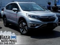Recent Arrival! Certified. 2016 Honda CR-V Touring