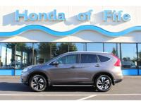 AWD; CarFax One Owner! This Honda CR-V is CERTIFIED!
