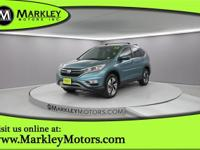 Our Carfax Accident-Free One Owner 2016 Honda CR-V
